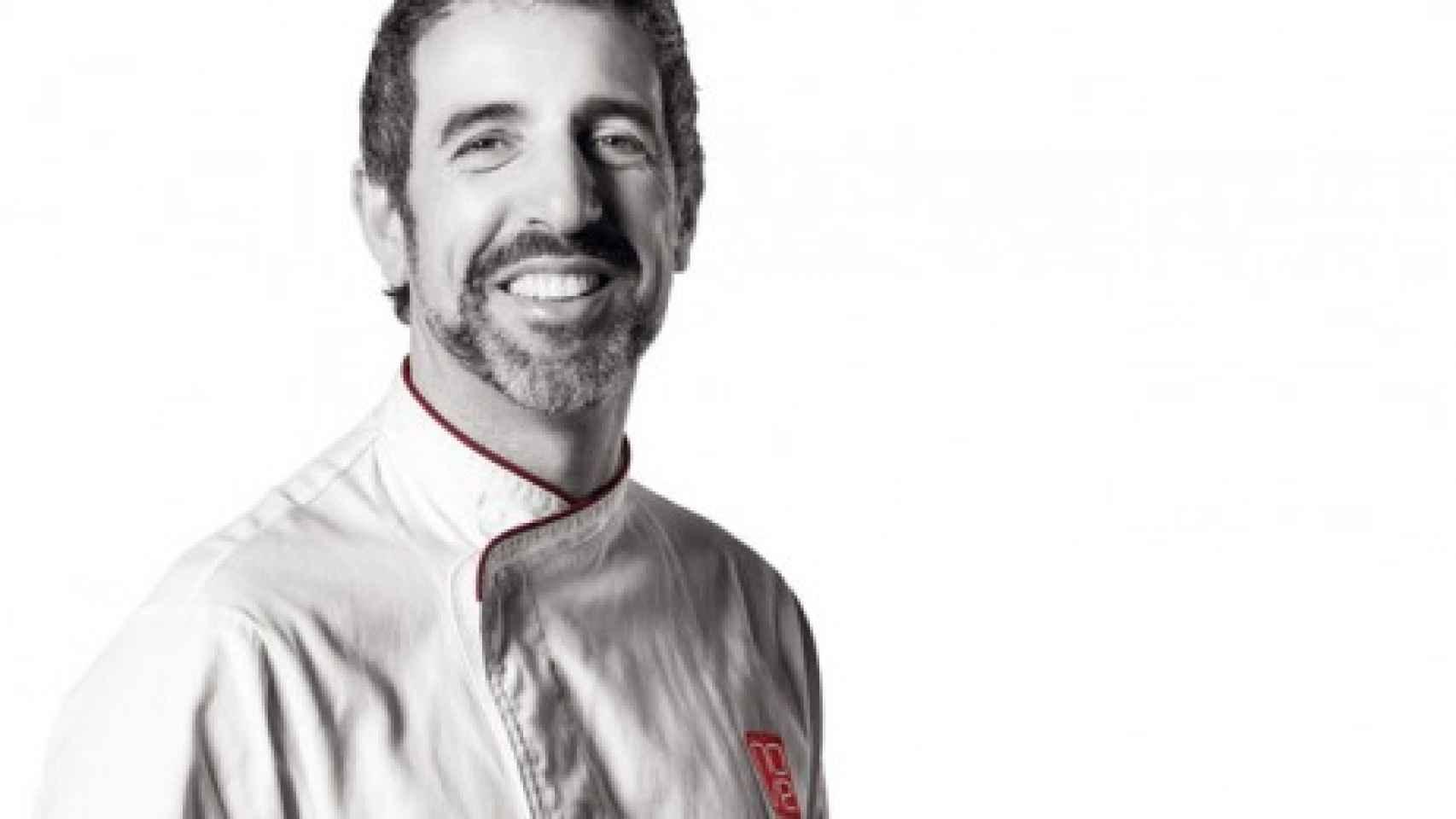 El cocinero gallego Pepe Solla, poseedor de una Estrella Michelín.
