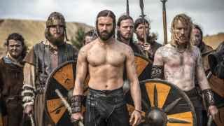 Fotograma de la serie Vikingos, de Michael Hirst.