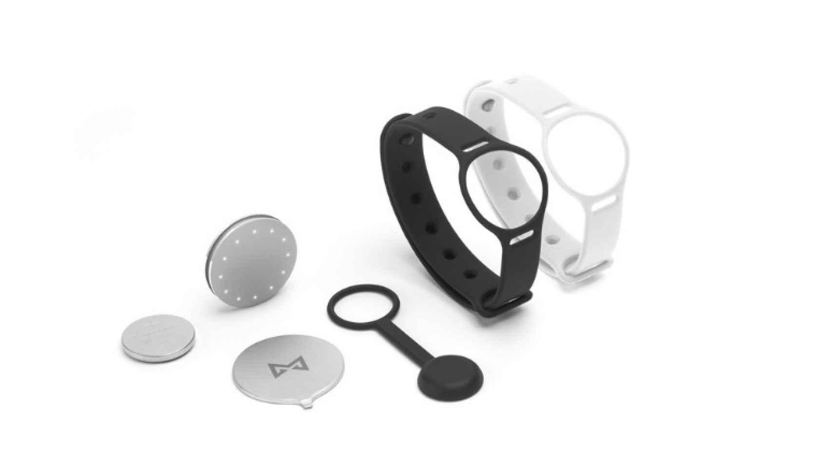 Speedo Shine es capaz de medir largos, distancia y calorías.