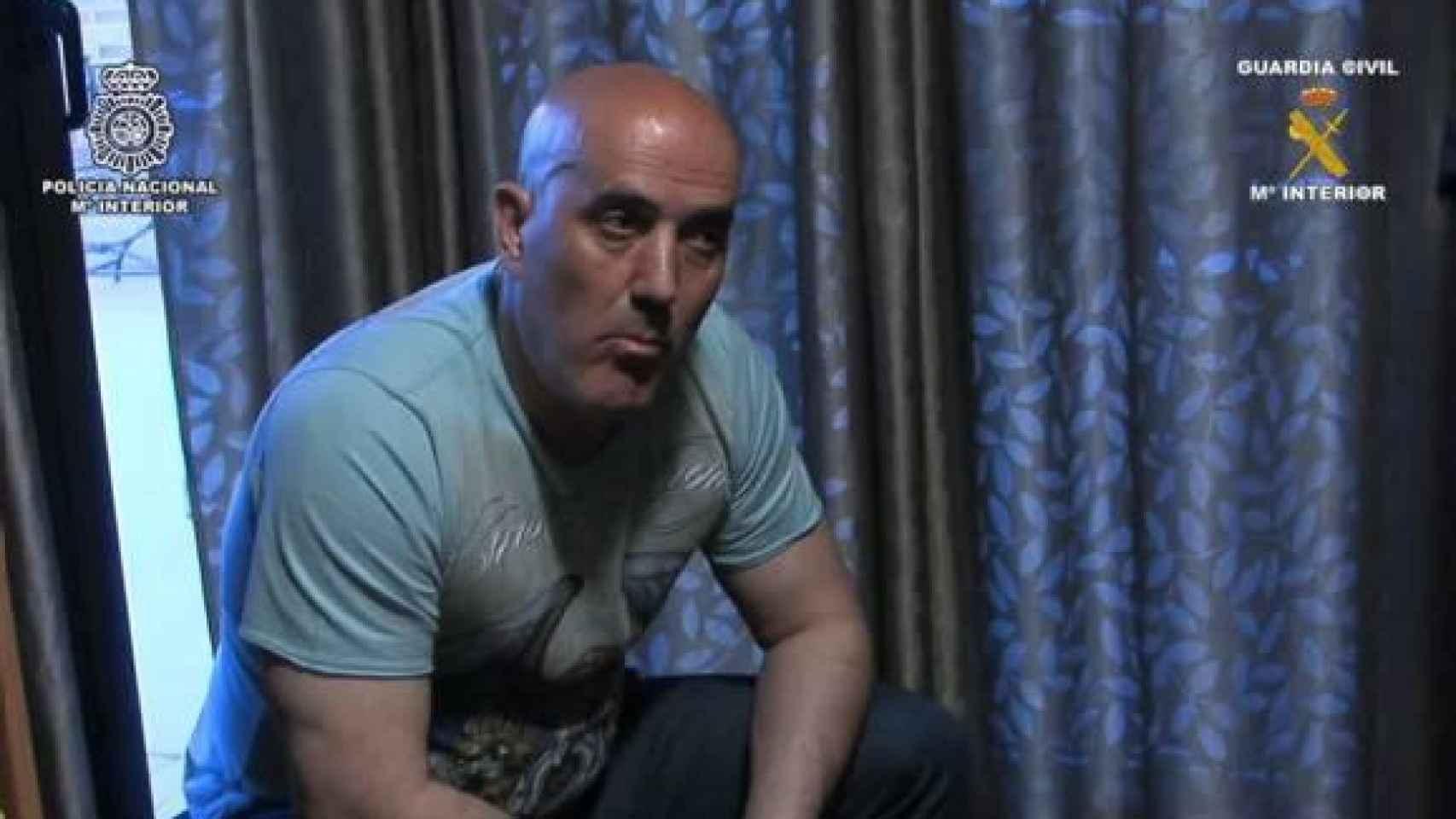 'Cásper' era uno de los delincuentes más buscados por la Policía.