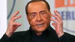 Silvio Berlusconi durante un acto celebrado en Roma este martes.