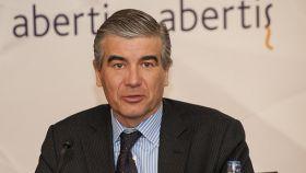El consejero delegado de Abertis, Fernando Reynés.