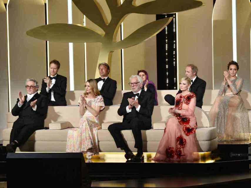 Vanessa Paradis y Kirsten Dunst forman parte del jurado del Festival de Cannes