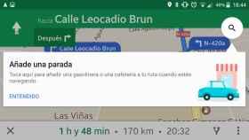 Así funciona el modo conducir de Google Maps