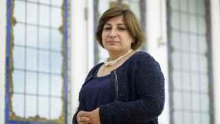 Pascale Warda defiende quedarse en Irak.