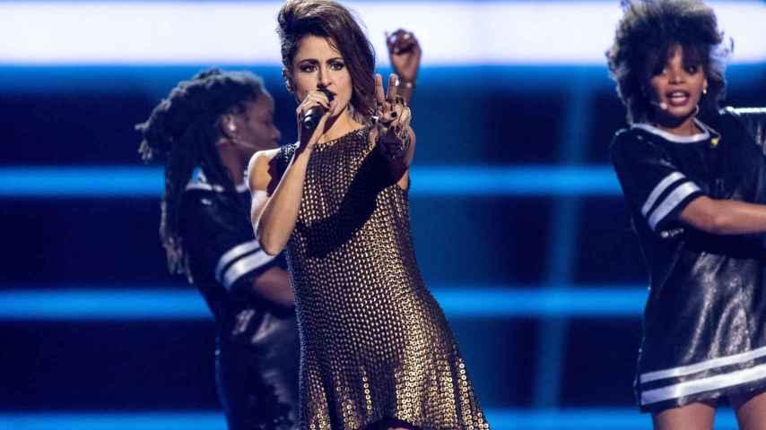 Barei, representante española en Eurovisión