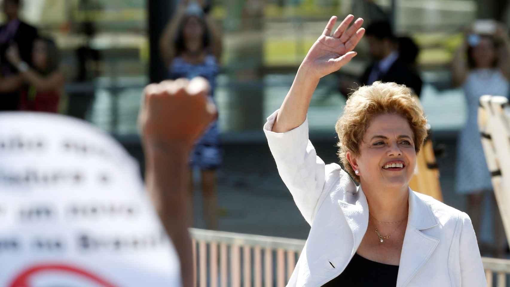 Dilma sufrió la represión de la dictadura antes de hacerse política.