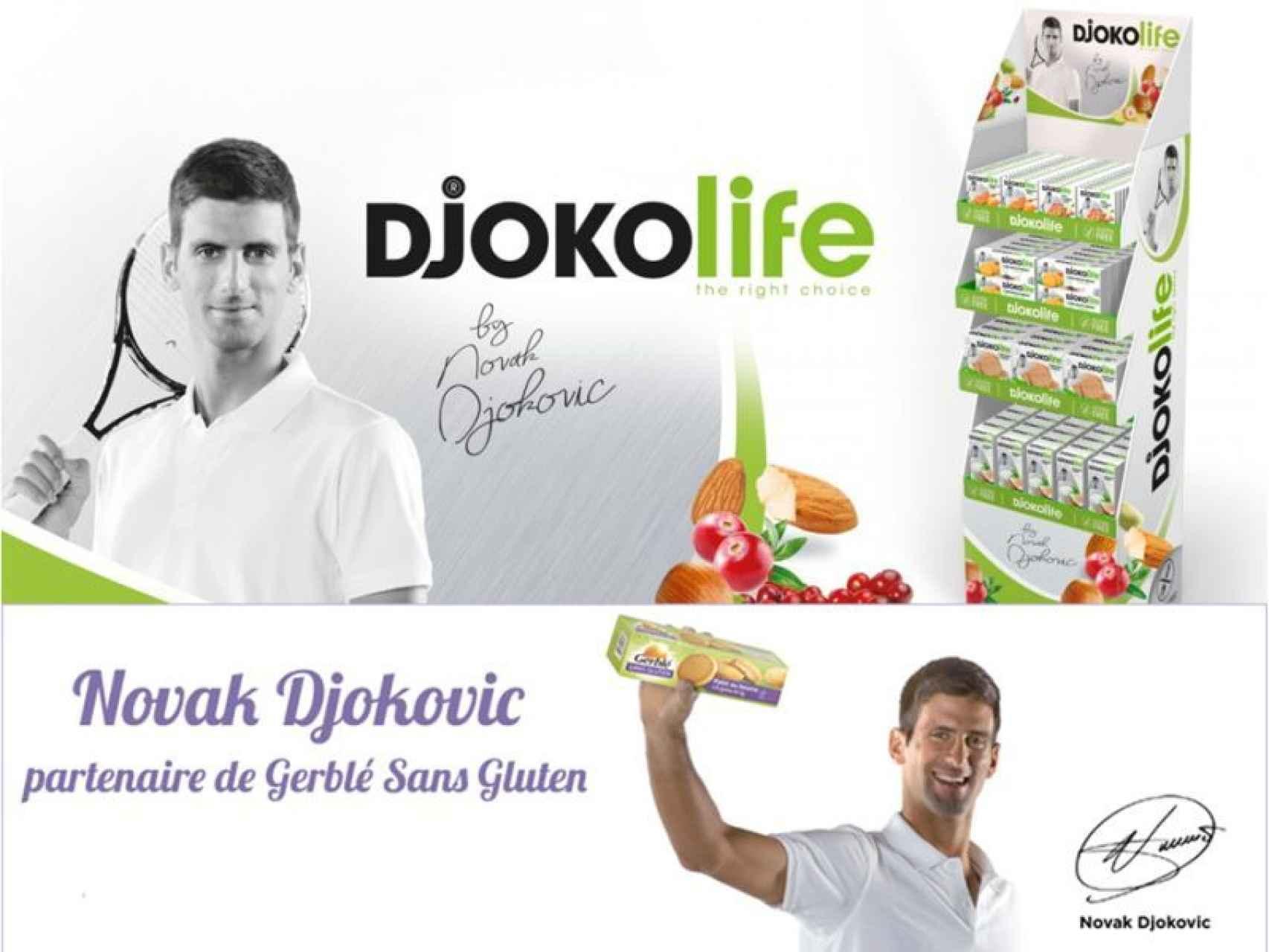 El tenista Novak Kjokovic, uno de los abanderados de la dieta libre de gluten.