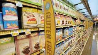 Los alimentos sin gluten invaden las estanterías de los supermercados.