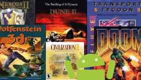 Disfruta de estos juegos antiguos para PC en tu Android