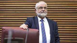 El expresidente de las Cortes valencianas Juan Cotino