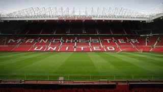 Estadio del Manchester United en una imagen de archivo