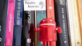 Relatos androides: No me llames más