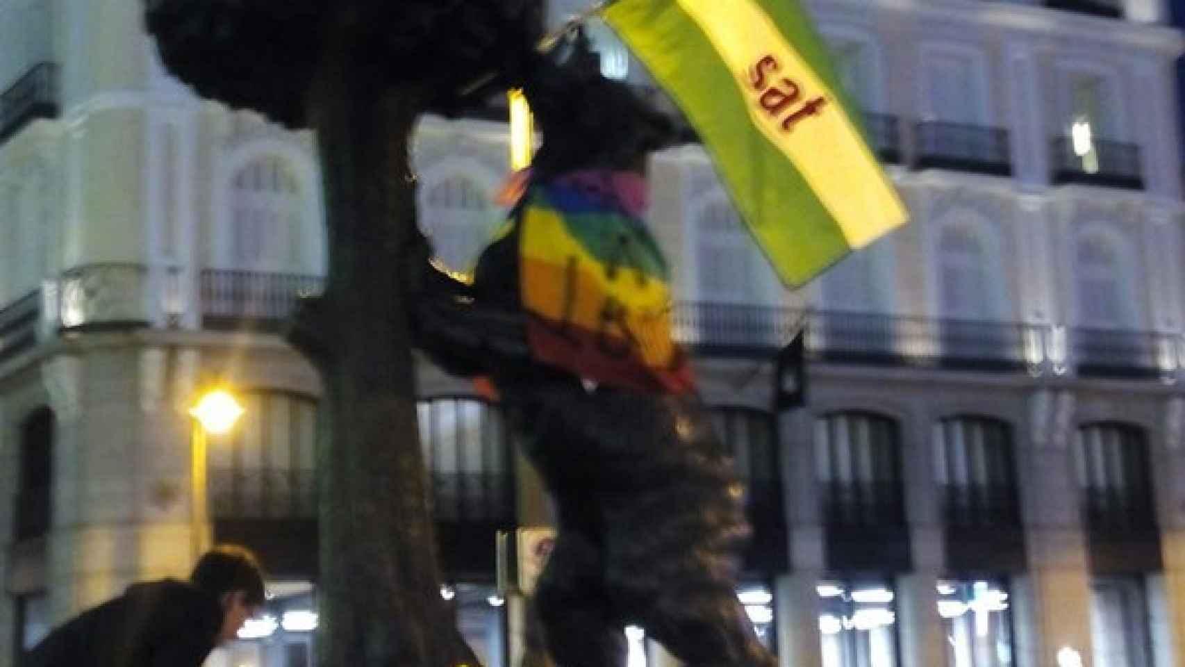 20 sindicalistas en huelga de hambre en Sol por la libertad de Bódalo
