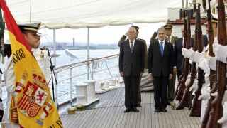 Margallo, en la Habana junto al embajador español