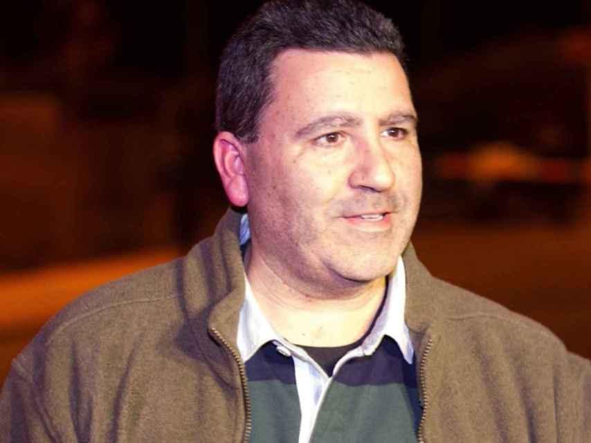 El empresario de Valdemoro David Marjaliza.