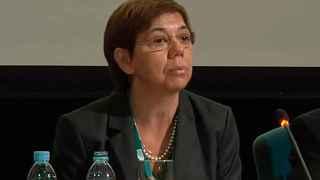 La catedrática Jesusa Vega pide un código ético para los museos públicos.