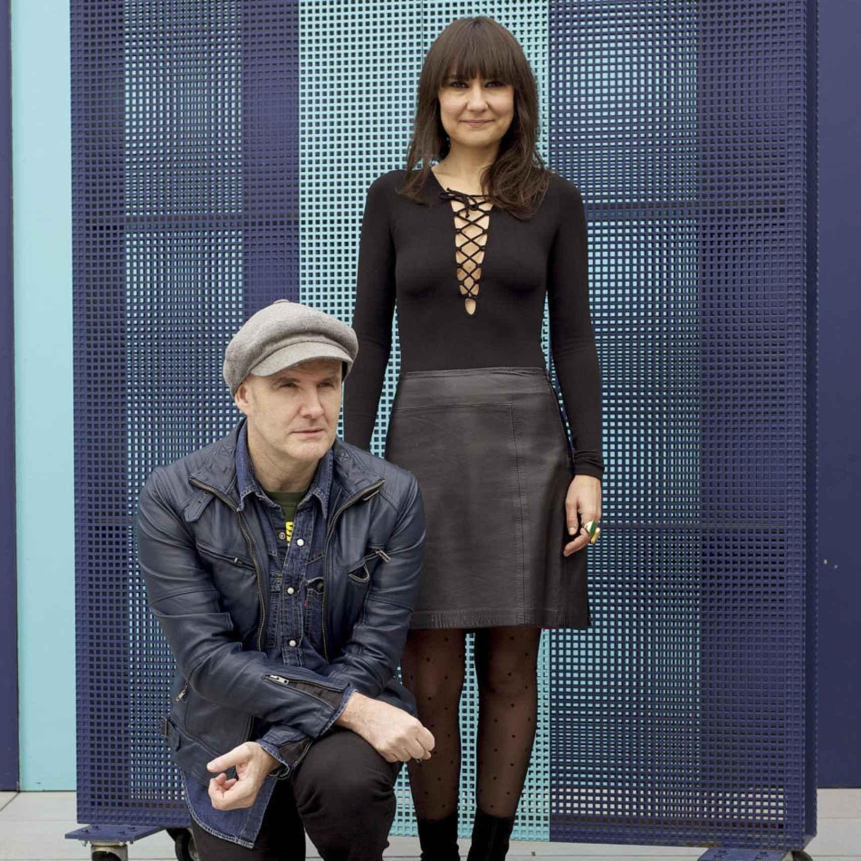 Eva Amaral y Juan Aguirre arrancan la gira de Nocturnal, su nuevo trabajo.