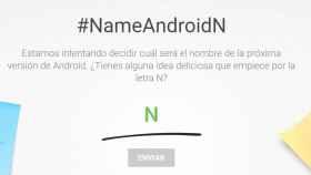 Tú decides el nombre de Android N