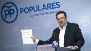 El exconseller de Hacienda, Gerardo Camps.