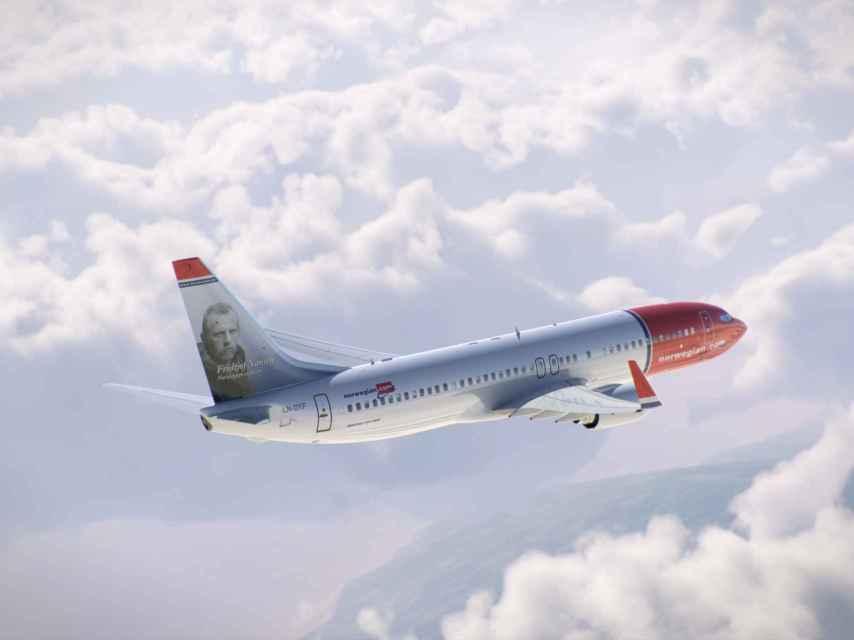 Norwegian utiliza para sus nuevas rutas los nuevos Boeing 737-800.