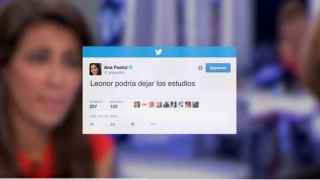Así cazó Ana Pastor a 16 millones de españoles con su Leonor gitana