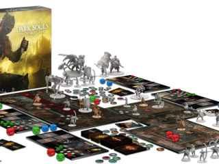 Dark Souls, del éxito en consolas al de los juegos de mesa