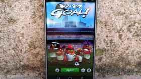 Angry Birds Goal, la última locura es jugar a fútbol