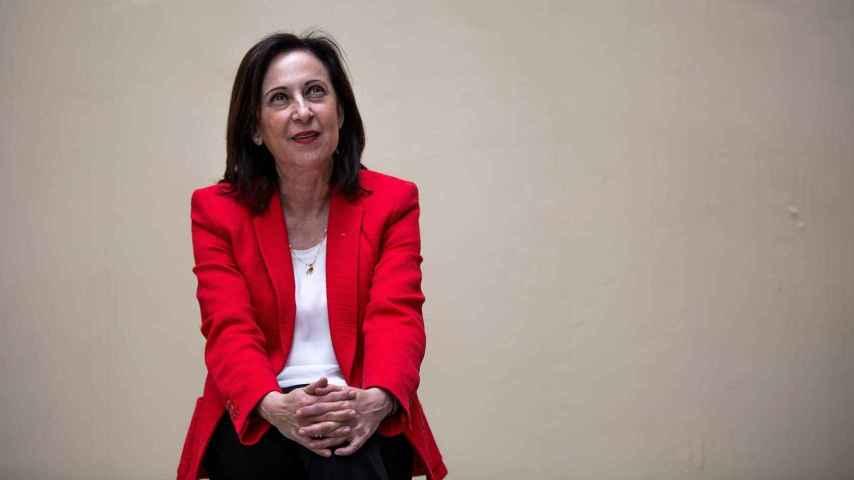 Margarita Robles, número dos del PSOE por Madrid.