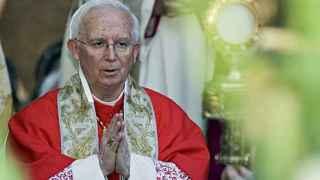 Cañizares y otros obispos contra el imperio gay en siete ataquesEl Cardenal Arzobispo de Valencia, Antonio Cañizares.