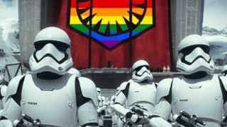 Por si atacan, los del imperio gay ya tienen logo