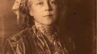 La periodista, escritora y viajera Elizabeth Bisland.