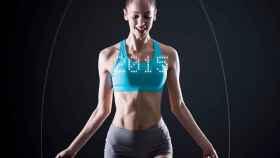 Smart Rope, la comba inteligente que monitoriza tus saltos