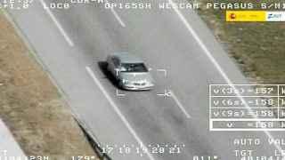 Condenado un policía por ir a 91 km/h por la Castellana y endosar la multa a una chica de Burgos