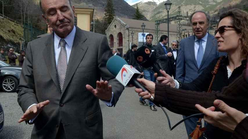 El abogado Miquel Roca en una imagen de 2014.