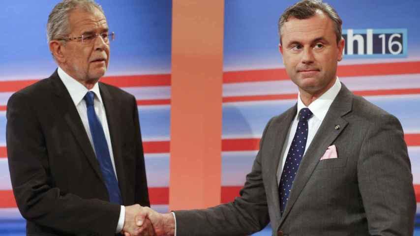 El voto por correo decidirá el nuevo presidente de Austria