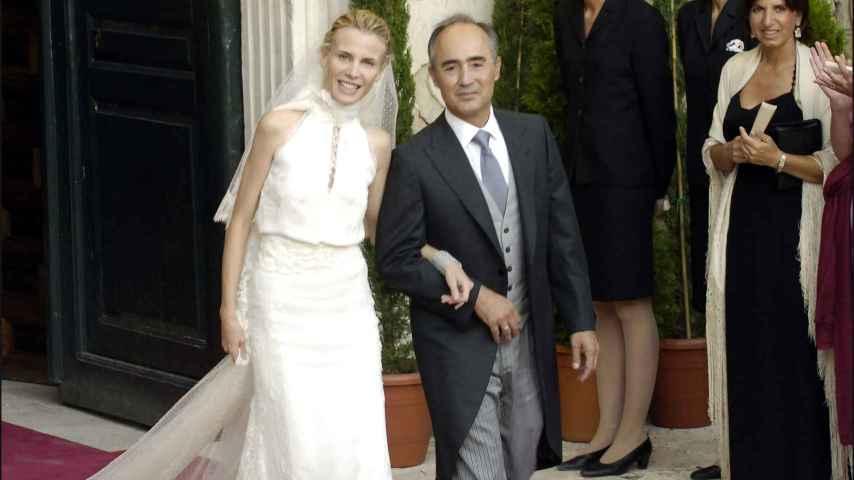 Rafael del Pino y Astrid Gil-Casares