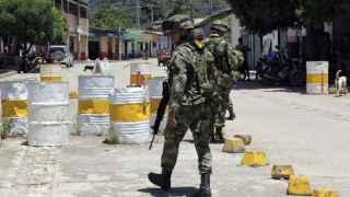 Bogotá ha ordenado al Ejército que se traslade a la región del Catatumbo.