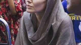 Angelina Jolie, de estrella en Hollywood a profesora en Londres