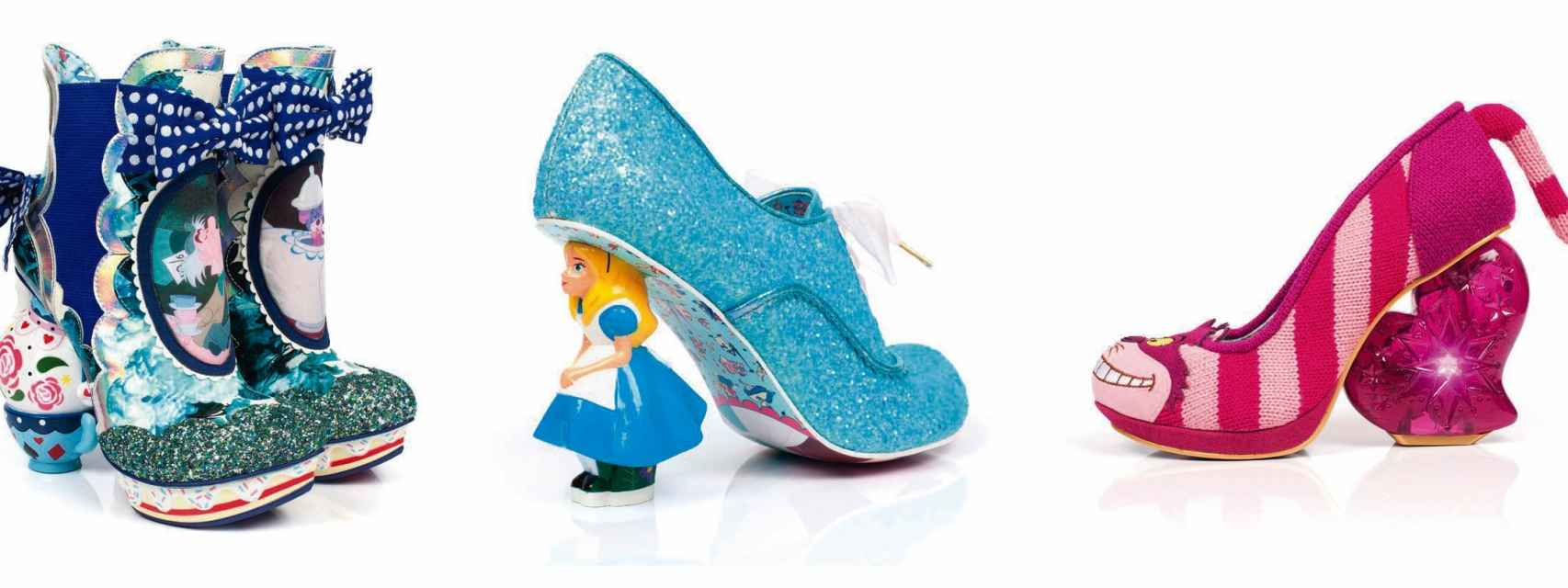 Modelos Irregular Choice