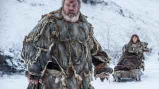 Hodor y Bran, inseparables hasta el final