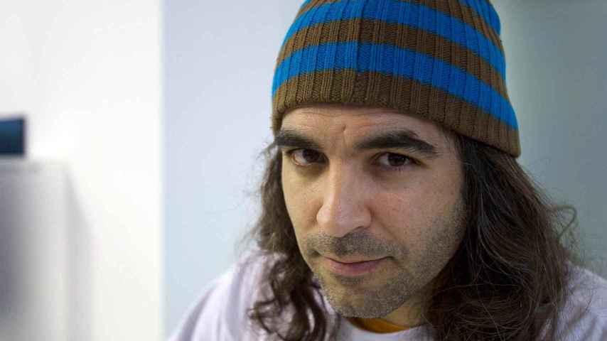 El hacker Chema Alonso, nuevo responsable de ciberseguridad de Telefónica.