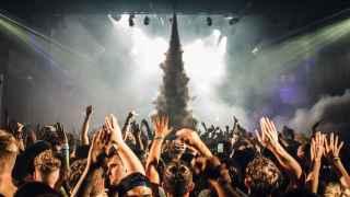 La discoteca tiene un aforo para más de 3.500 personas