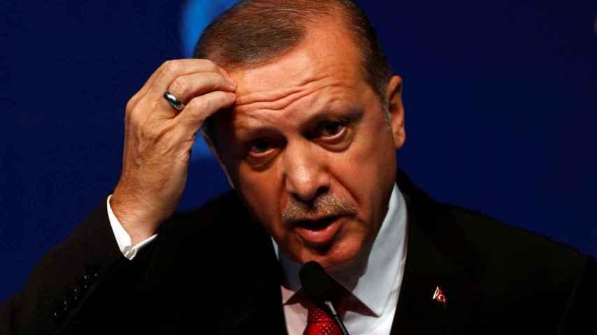 erdogan preocupado