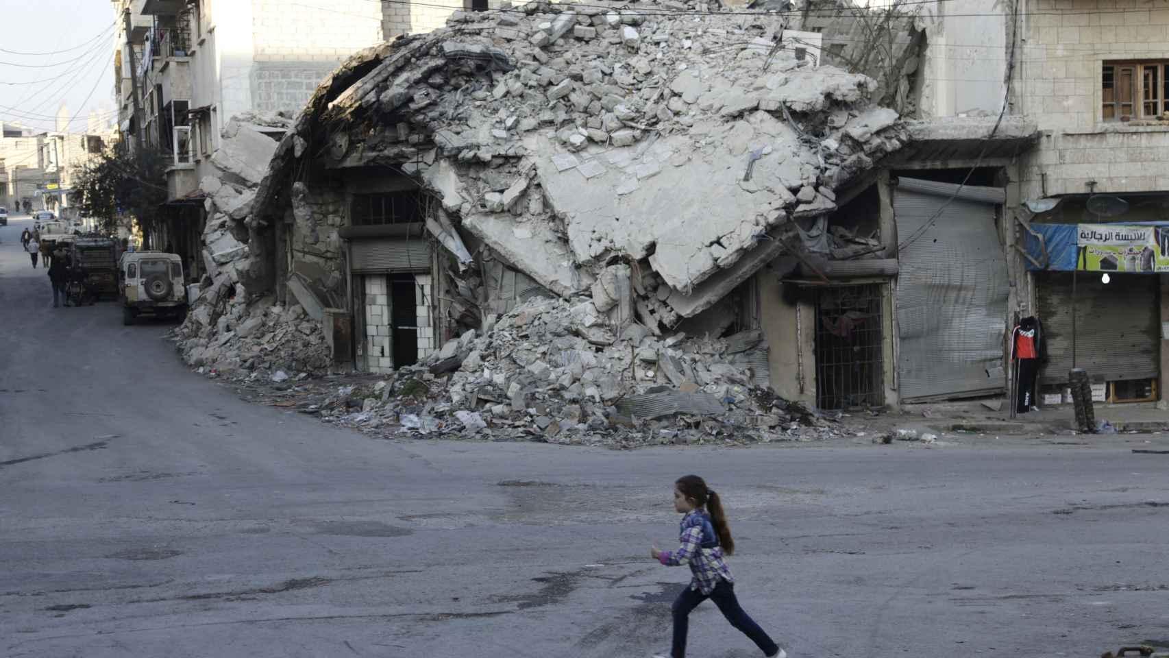 Ofensiva del EI en el norte de Alepo: los yihadistas toman cinco pueblos sirios.