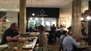 El restaurante La Tasquería