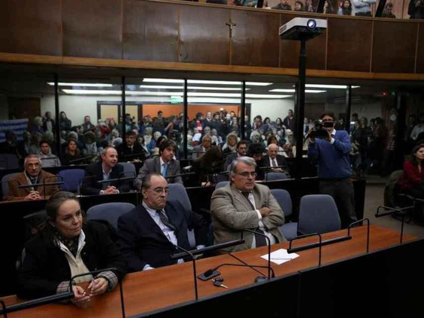 Condenan al exdictador argentino Bignone a 20 años de prisión por la 'Plan Cóndor'