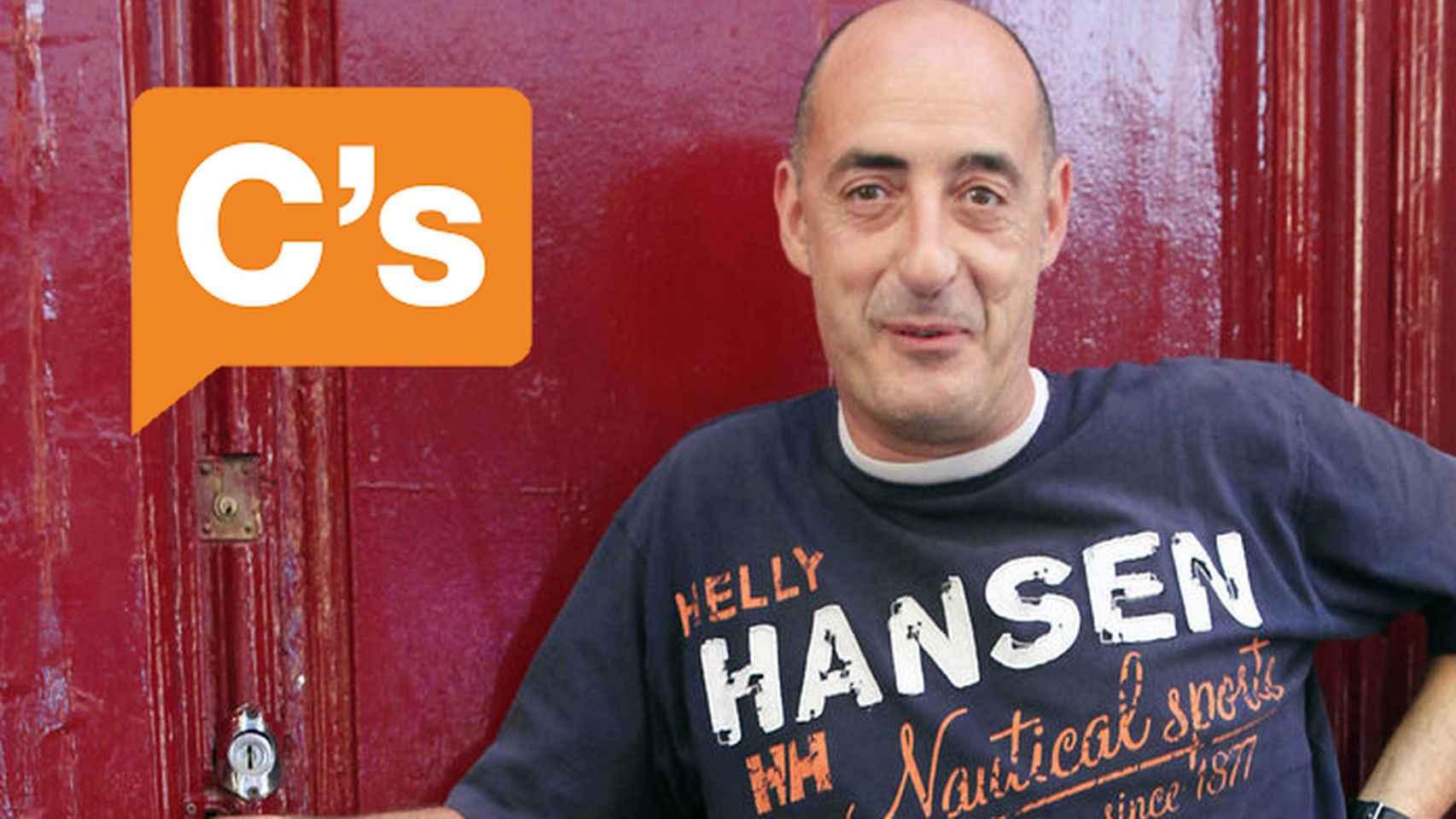 Felisuco encabeza la lista de Ciudadanos por Cantabria