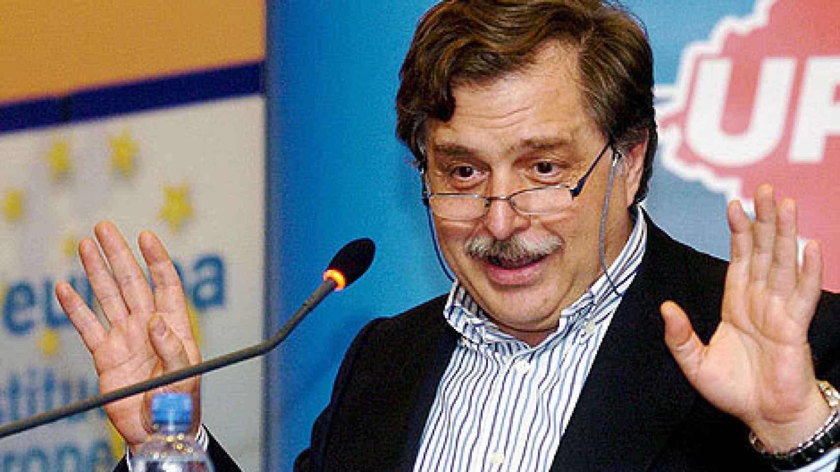 Luis Herrero fue eurodiputado por el PP