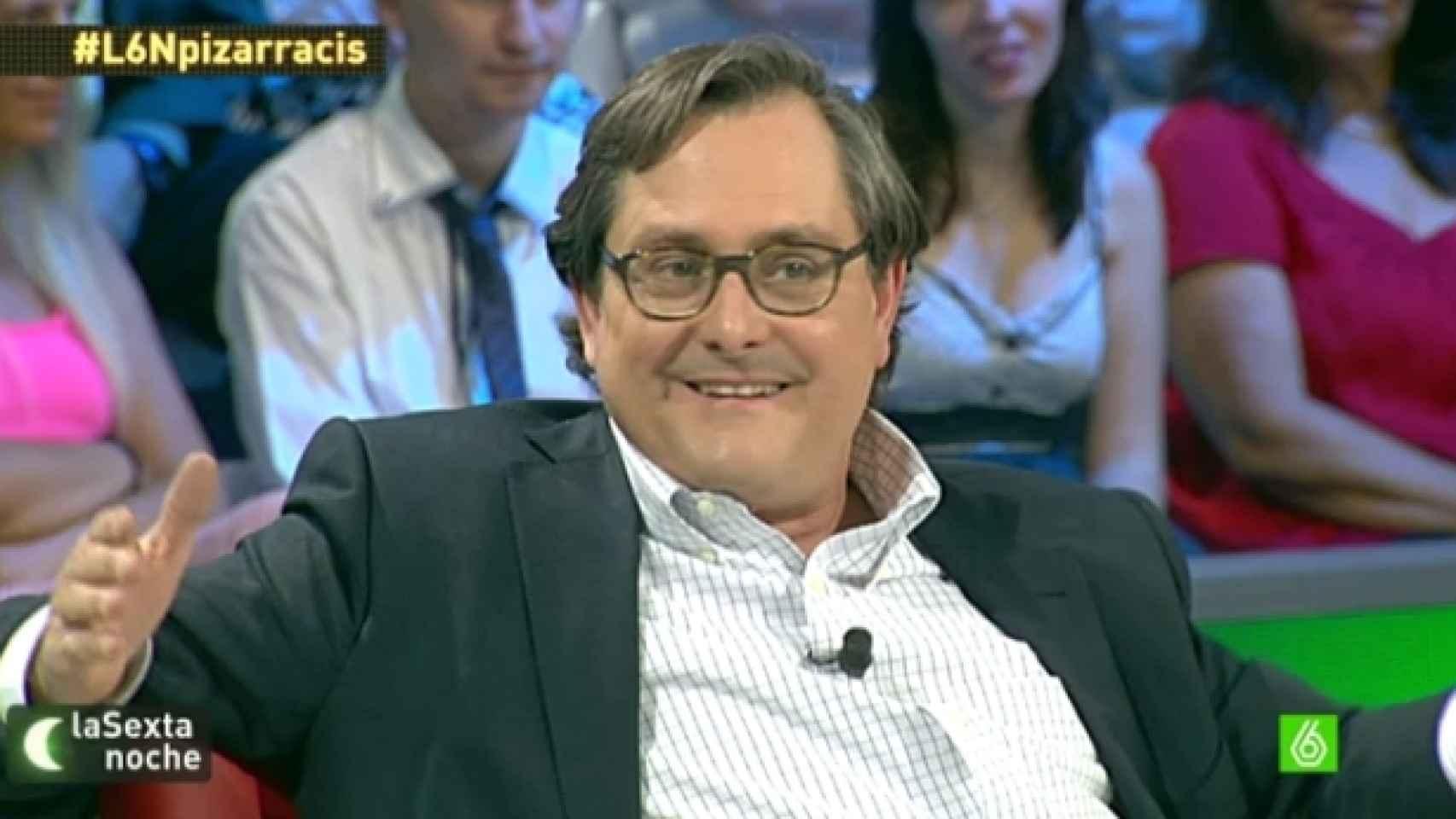 Paco Marhuenda fue diputado popular en 1995